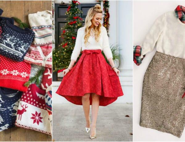 A legjobb karácsonyi szettek, amikben kényelmesen lehetsz trendi