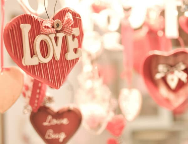 A legszebb DIY dekorációk Valentin-napra