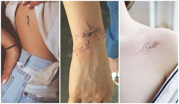A legszebb minimál tetoválások, amiket soha nem fogsz megunni