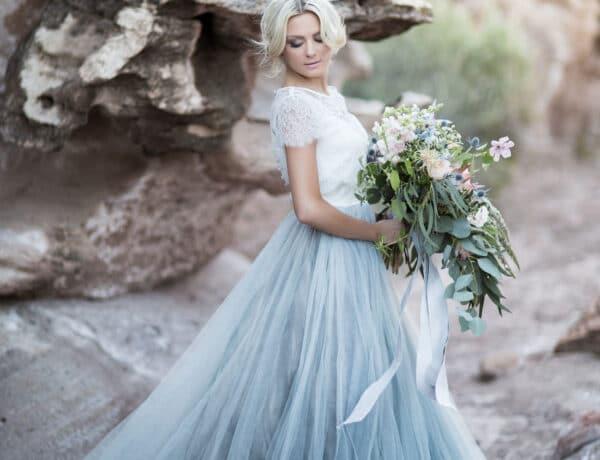 A legszebb, nem fehér menyasszonyi ruha trendek, 2018-as divat szerint