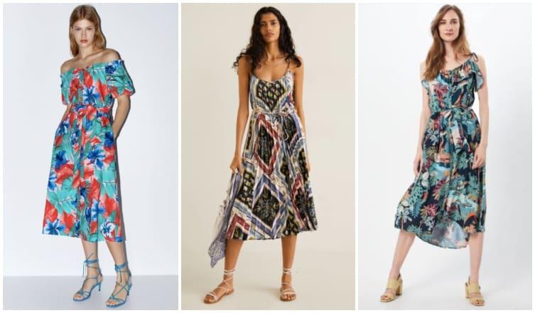 A legszebb nyári ruhák, amiket találtunk a boltokban