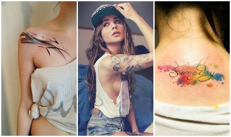 A legszebb tetoválás stílus: a vízfesték tetoválás. Ha meglátod, te is akarsz egyet!