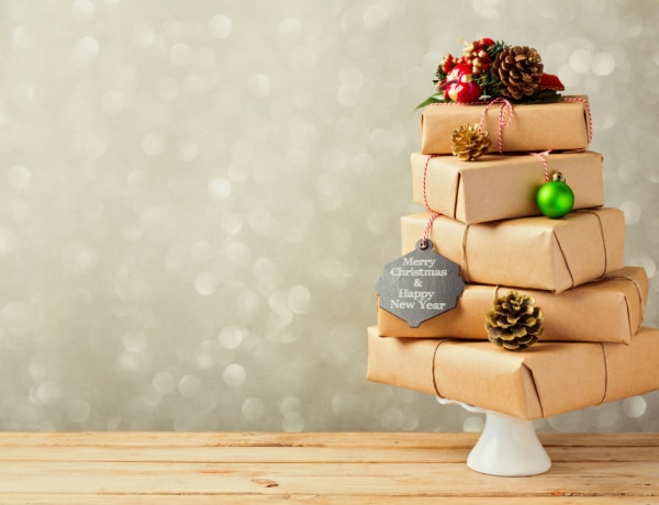Papírból, ágból, létrából: a legszuperebb alternatív karácsonyfa ötletek