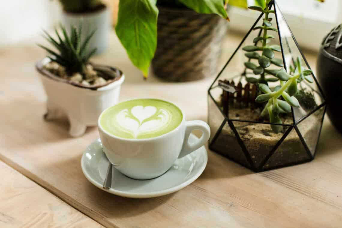 A matcha tea áldásos hatásai + 3 izgalmas recept