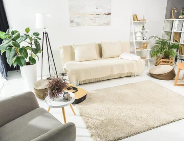 A nappali berendezésének trükkjei – csak a lakberendezők ismerik