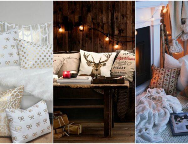 A párna a lakás pulóvere! Így öltöztesd fel az otthonod az évszakhoz illően