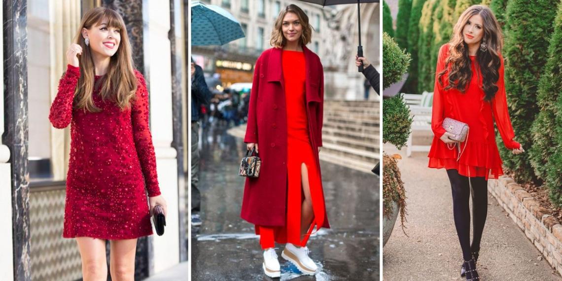 A piros az új fekete: ennyi képpen hordhatod a kis piros ruhát!