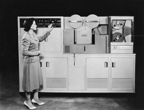 A programozást egy nő találta fel – és a következő 4 rendkívüli dolgot is