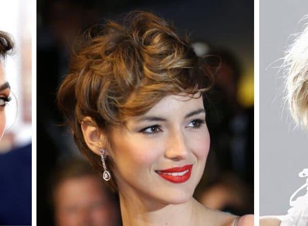 A rövid haj is káprázatos! Alkalmi frizurák rövid hajból
