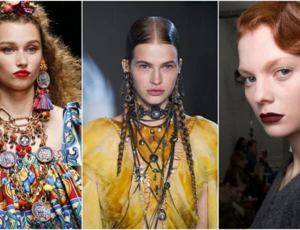A retro tovább tarol: az őszi-téli szezonban ismét népszerűek a századvég frizurái