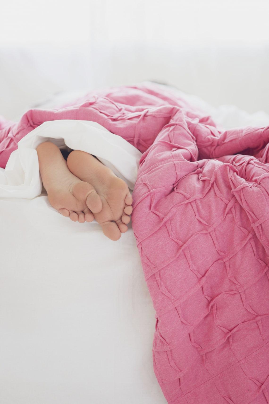 A szívednek a túl kevés és a túl sok alvás sem tesz jót