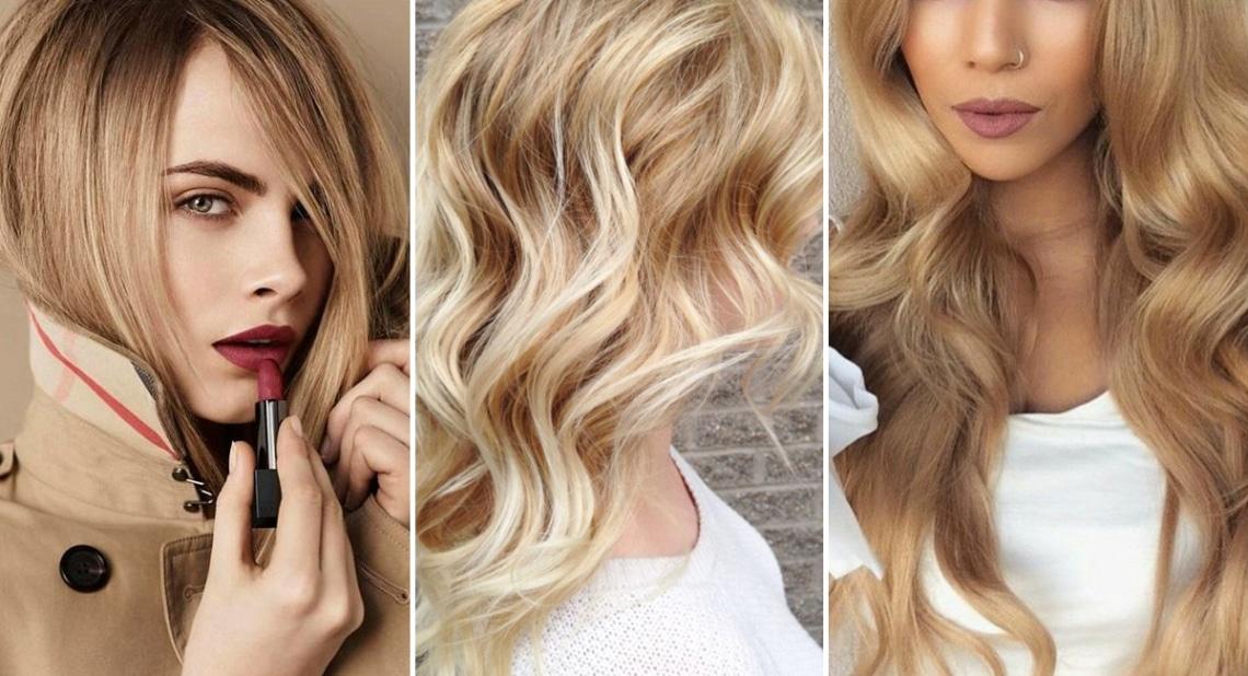 A szőke 5+1 legszebb árnyalata. Válaszd ki az új hajszíned!