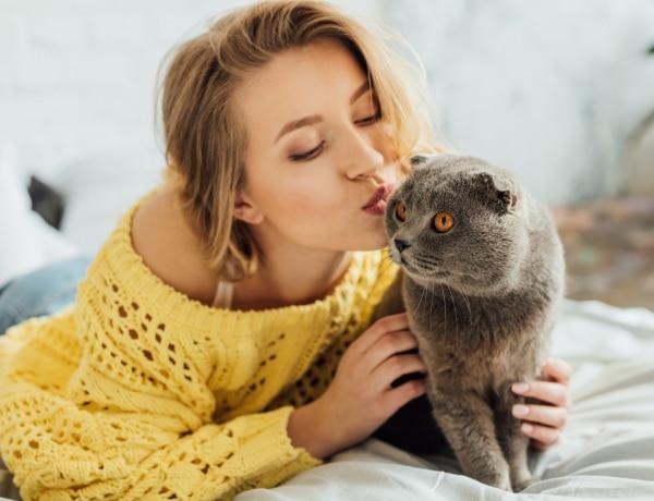 A tudósok szerint a macskás nők sokkal jobb egészségnek örvendenek