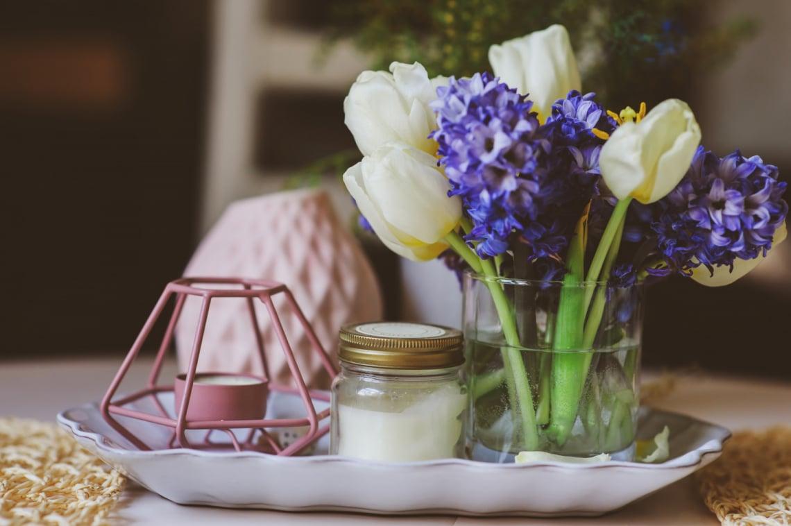A vázán túl: így díszítsd a lakásod tavaszi virágokkal