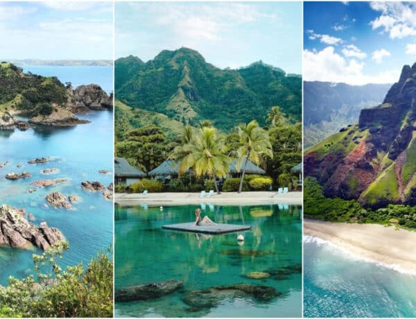 A világ 5 legszebb szigete – a magukkal ragadó tengeri csodák