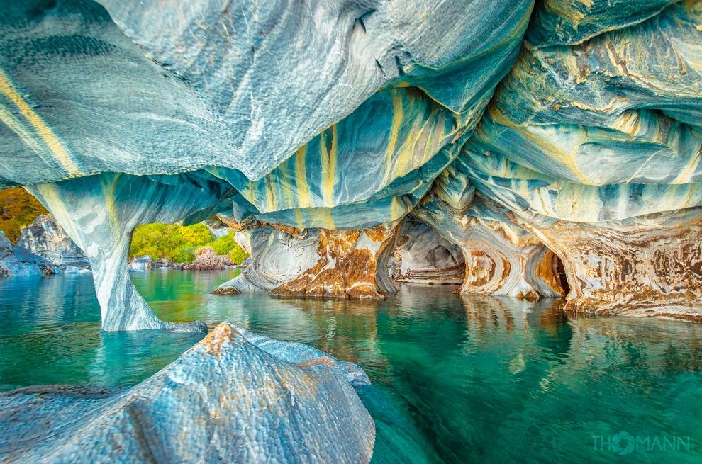 A világ 5 legszebb vízi barlangja – Élőben is látnod kell őket!