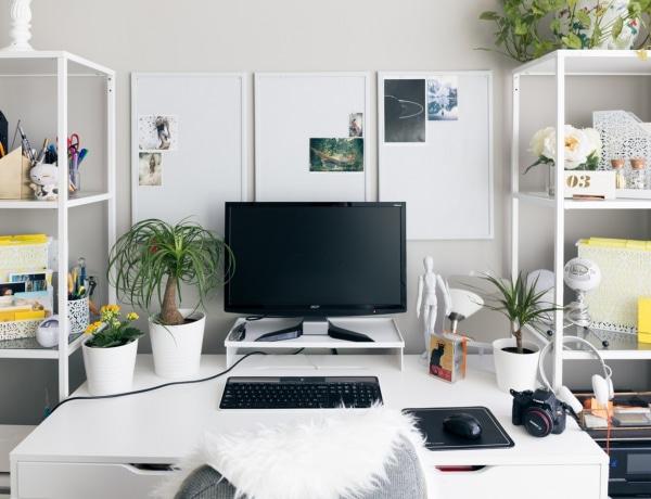 A világmegváltó munkakörnyezet apróságokon múlik? Tippek az íróasztalod rendben tartásához