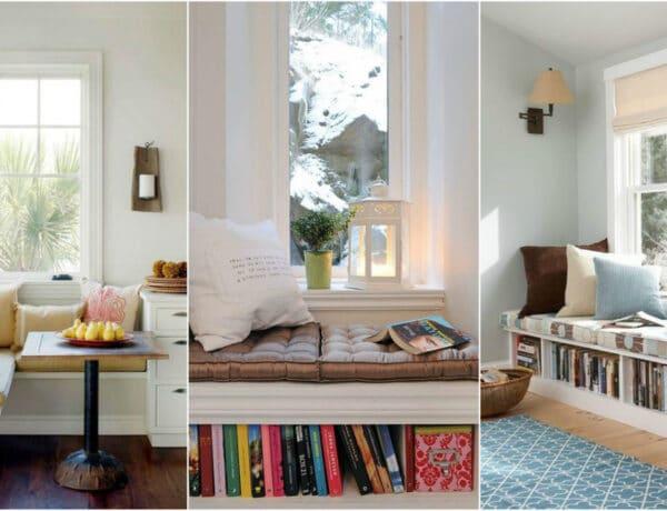 Ablak a nyugalomra – inspiráló ötletek az ablak melletti kuckó kialakítására