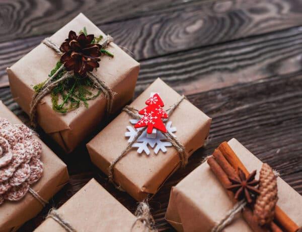 Ajándékcsomagolás újratöltve: 10 izgalmas csomagolás karácsonyra