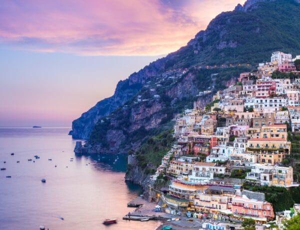 Amalfi-part: egy csipetnyi földi paradicsom