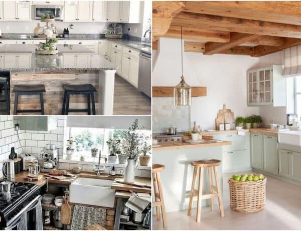 Amerikai trend tarol a konyhákban – A legszebb farmház-konyhák