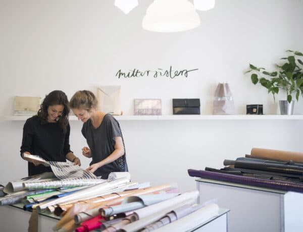 Amikor a designer átadja a tervezés örömét – interjú Mitter Anna Rózával, a Mittersisters  tervezőjével