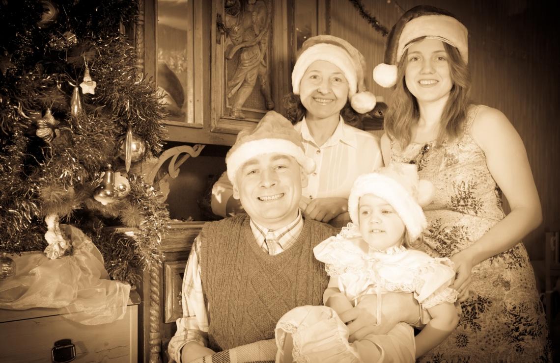 Amilyen a karácsony volt az 50-es és a 60-as években