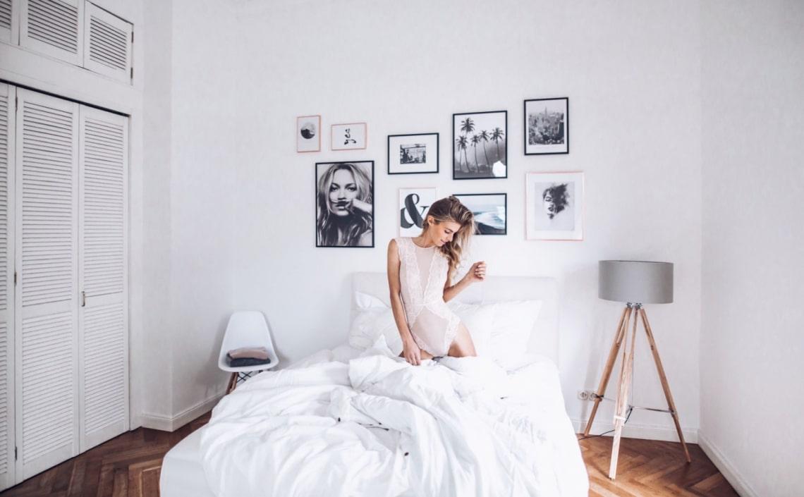 Apró hálószobák – 6 praktikus trükk