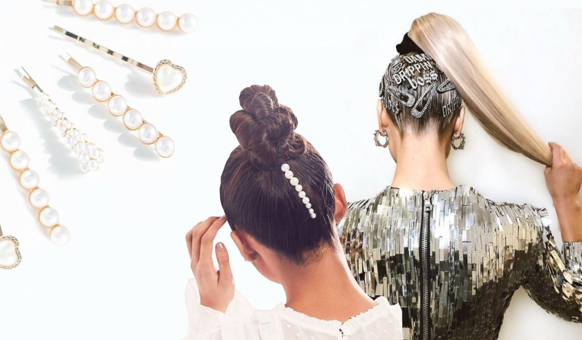 Aranyos hajcsatok, amivel feldobhatod a frizurádat – Lelőhelyekkel