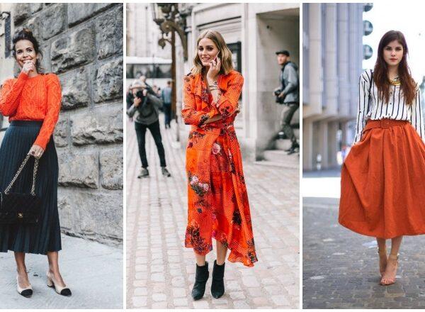 Az élénk narancssárgáé a főszerep az idei tavaszi/nyári divatban – de nem mindegy, hogyan viseled