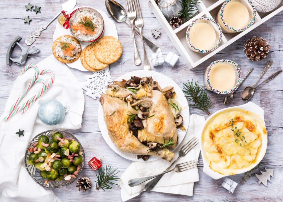 Az ünnepekkor is étkezhetünk egészségesen! Íme a dietetikus tippjei