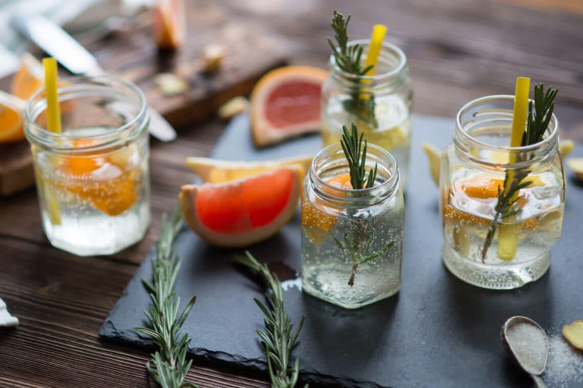 Az 5 legjobb méregtelenítő víz receptje – így finomabb és egészségesebb a H2O