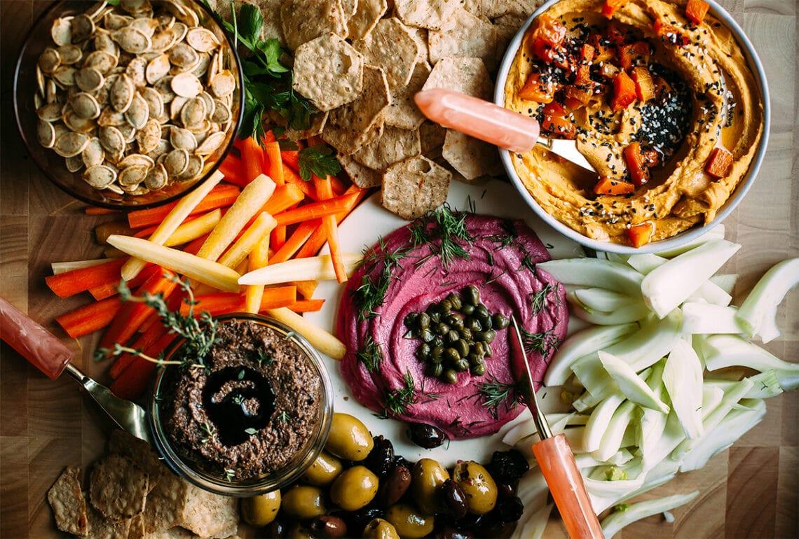 Az 5 legjobb vegán étterem Budapesten