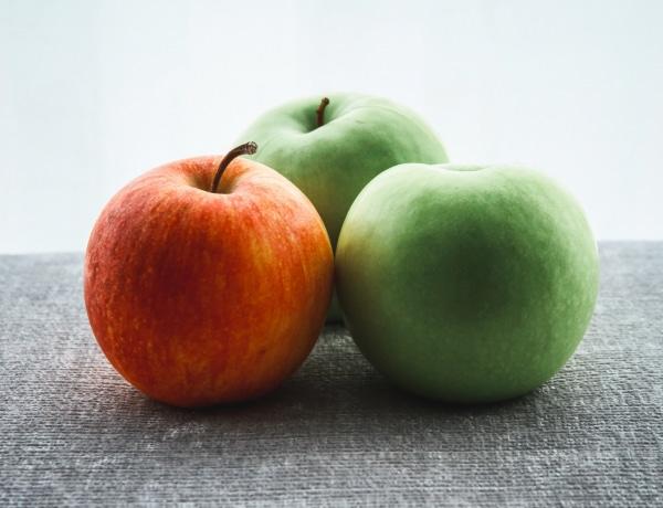 Az alma és a zöld tea akár a ráktól is megvéd
