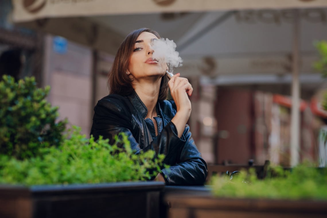 Az elektromos cigivel sem jársz jobban, ha nem akarsz stroke-ot kapni