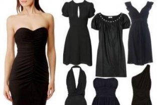 Az időtlen kis fekete ruha