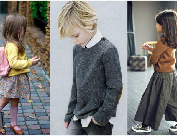 Az idei ősz trendjei a gyerekek világában