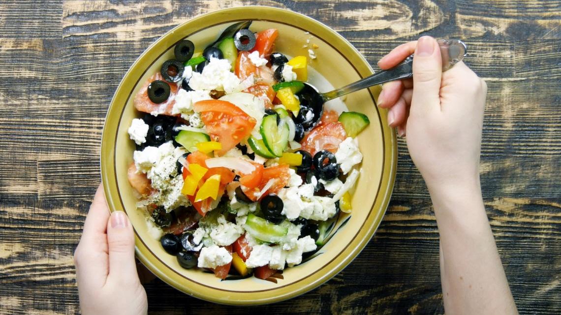 Búcsú a finomított szénhidrátoktól – Ilyen az én egészséges étrendem, extra zöldséggel és gyümölccsel