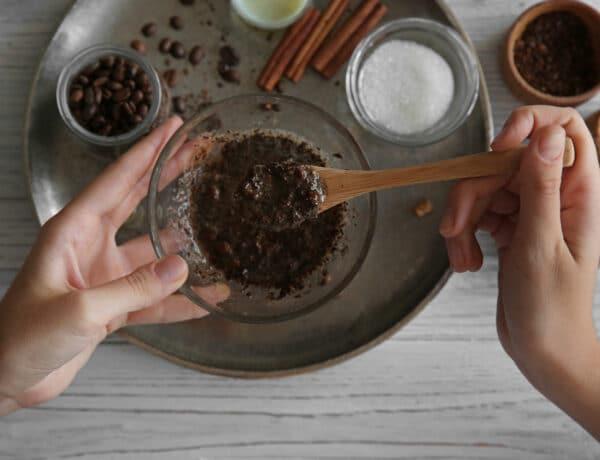 Bőrmegújító kozmetikumok a konyhából – tetőtől talpig
