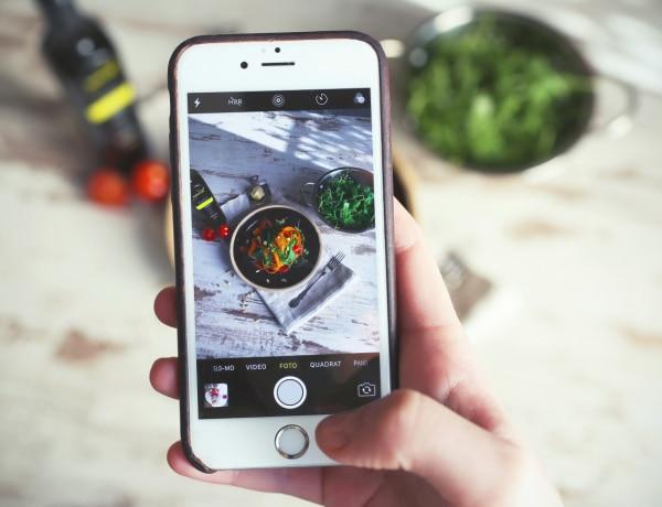 Befolyásolja az étrendedet, amit a közösségi médián látsz