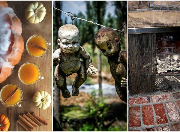 Bizarr Halloween dekorációk, ha mindenkire a frászt hoznád