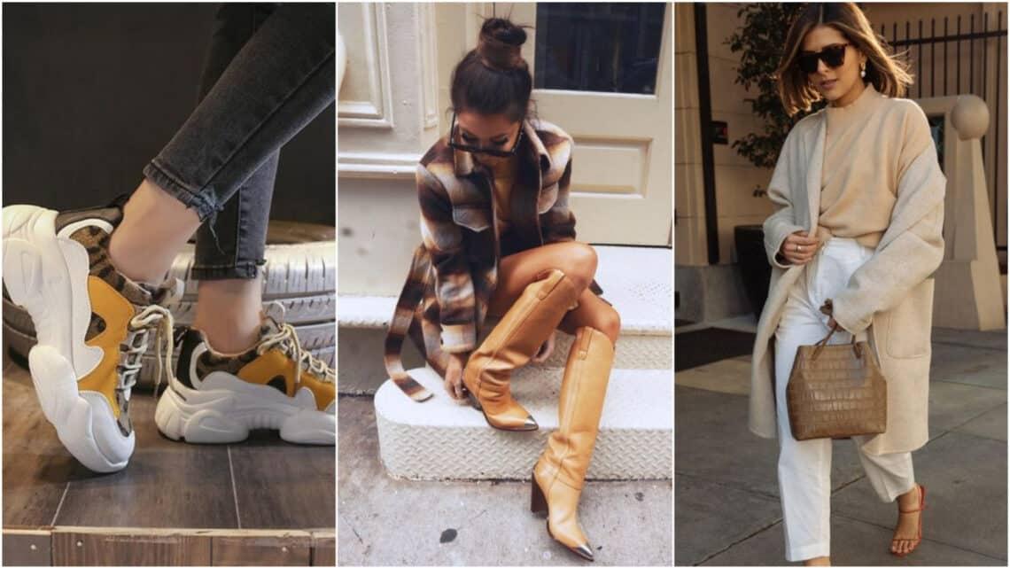 Cipők, csizmák és kiegészítők, amik hódítani fognak idén télen