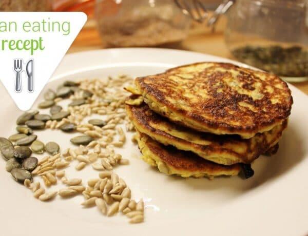 Clean Eating recept: A reggel megmentője – diétás zabos-túrós lepény percek alatt