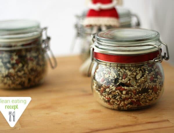 Clean Eating recept: Egészséget ajándékba – Házi készítésű saláta magmix