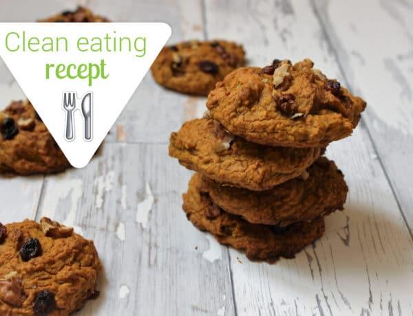 Clean Eating recept: Illatozó, fűszeres sütőtök kekszek