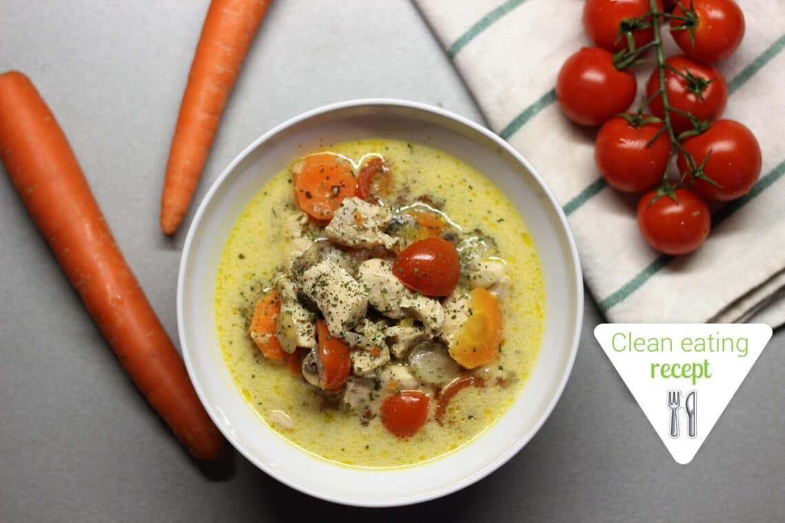 Clean Eating recept: Pikáns erőleves – Chilivel és lime-al