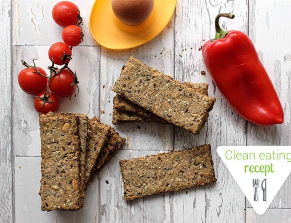 Clean Eating recept: Sokmagos ropogós kenyér