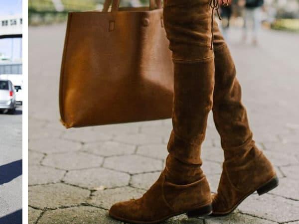 Csizma divat: bejártuk a főváros cipőboltjait és nem hiába