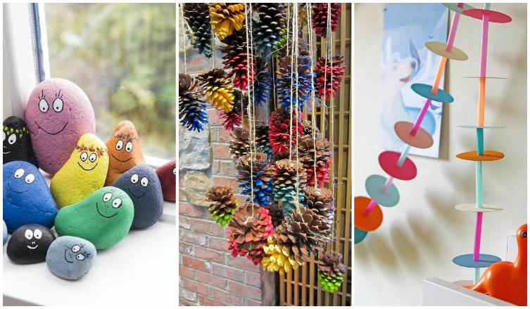 DIY: 10 őszi gyerekszobai dekoráció