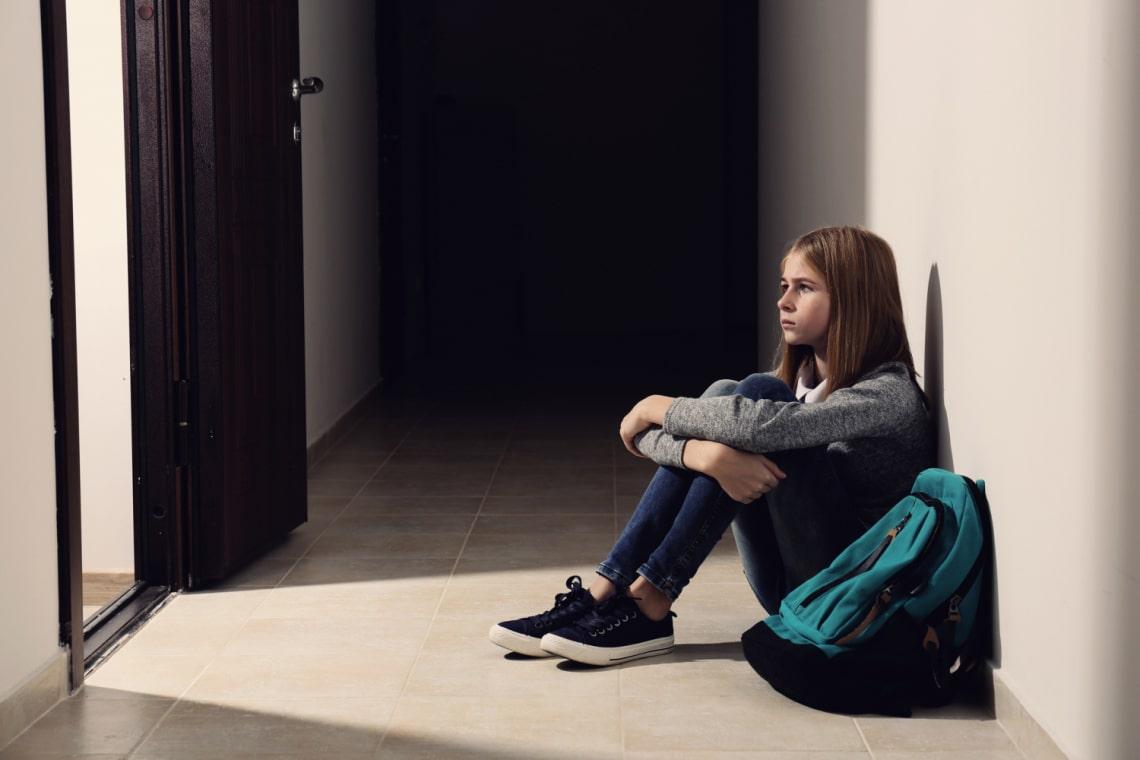 Depresszió gyerekkorban: így vedd észre a jeleket
